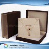 Роскошная коробка деревянных/бумаги индикации упаковки для подарка ювелирных изделий вахты (xc-dB-018A)