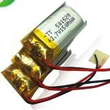 As amostras suportam a pilha de bateria recarregável do Li-Polímero de 5X15X28mm 150mAh 3.7V com PCM e fios