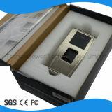 Atención impermeable al aire libre del tiempo del regulador del acceso de la huella digital IP65 del metal