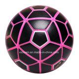 Футбол размера 5 таможенного служащего поверхности заряда