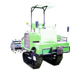 Rubber Crawler425 * 90 * 42 para 48 Kw Rotary timón Cultivator