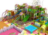 Moderne Kind-Innenspielplatz-Kind-bunter Vergnügungspark