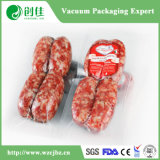9-Layer PA / PE Flexible Co-Extruded Plastic Carat Beef Sausage Vacuum Film