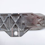 CNC maschinell bearbeitetes Prototyp-Flugzeug innerhalb der Teile