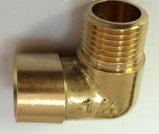 La guarnición de cobre amarillo del tubo de agua (EM-F-221)