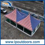 pleine tente extérieure de dessus de ressort d'impression de logo de la crête 20X40'élevée à vendre