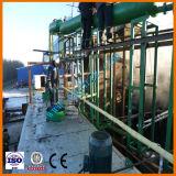 Verwendetes Bewegungsmotoröl bereiten die Raffinerie-überschüssiges Öl-Reinigung auf, die Maschine aufbereitet