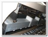 ウォータージェットの織機を取除く電子二重ノズルの織物の編む機械カムかドビー