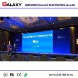 El panel de visualización de LED del RGB P2.976 P3.91 P4.81 para hacer publicidad de los acontecimientos de la etapa de alquiler