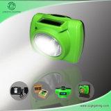 Bergmann-Sicherheits-drahtlose Mützenlampe China-15000lux OLED