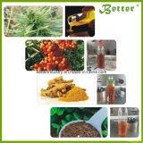 Máquina/dispositivo esenciales de la extracción de petróleo del CO2 supercrítico de la planta