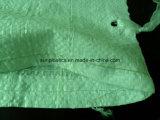 Le polypropylène tissé met en sac des sacs de sable de fleuve