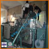 Verwendetes Öl-Abfallverwertungsanlagedurch chemische körperliche Methode