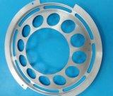 Precision CNC Milling Aluminium Moteur Grill Bezel Cover