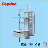 Anästhesie-Gebrauch-Doppelt-Arm-medizinischer Anhänger mit FDA (HFP-SS90 160)
