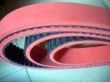 Cinghia rivestita industriale della cinghia di sincronizzazione di Cixi Ningbo
