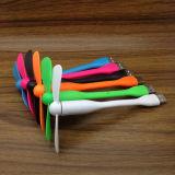 Ventilador do USB dos acessórios do telefone móvel mini para o banco da potência