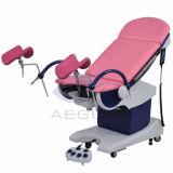 가져온 모터 처리 의학 부인과학 의자에 AG-C205A 외과 산과