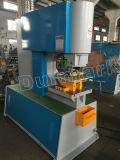 ISO машины 80ton работника утюга стального канала угла пробивая