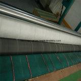 Tissu métallisé piqué de fibres de verre du couvre-tapis 350g en verre de fibre d'E-Glace