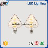 온난한 백색 창조적인 디자인 LED 3W 장식적인 전구 LED 크리스마스 불빛