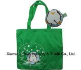 Bolso plegable del comprador de los regalos, estilo animal de las ovejas, bolsos reutilizables, ligeros, de tienda de comestibles y práctico, promoción, accesorios y decoración
