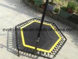 Mini parque interno do Trampoline do tirante com mola/base de salto ginástica do Trampoline