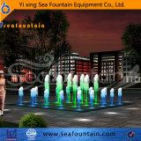 Fontaine facile matérielle de contrôle de programme d'Installnation d'acier inoxydable