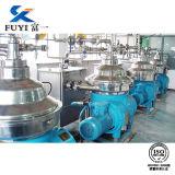 Centrifugadora de la pila de disco del agua del petróleo de Cucunut y del separador de petróleo