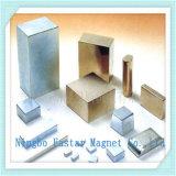 N40sh de Aangepaste Magneet van het Neodymium van het Blok Permanente