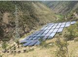насос нержавеющей стали 1.5kw солнечный с панелью солнечных батарей, регулятором и насосом AC