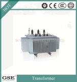 Sh15 10kvの三相Oil-Immersed完全シーリング無定形の合金の省エネ力または分布の変圧器