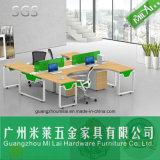 新しく優雅な区分表のオフィス用家具Uの形の机の足