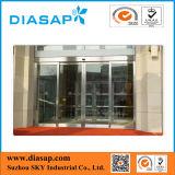 Автоматическая дверь сползая стекла алюминиевого сплава