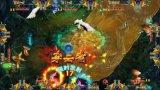 De Gokautomaat van de Machine van het Casino van de Machine van het Spel van de Visserij van de Arcade van de Legenden van de draak