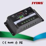 12V 24V 5A / 10A / 15A / 20A / 30A Manual Auto PWM controlador de carga solar