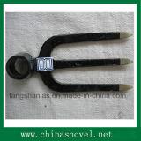 Сапка вилки стали углерода ручного резца сапки вилки
