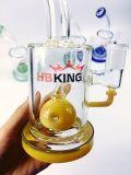 [هبكينغ] جديد [هي ند] [وتر بيب] زجاجيّة, بالجملة [رسكلر] [إينسكلر] [سموك بيب] زجاجيّة