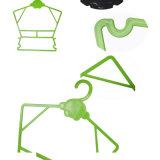 De Goedkope Kleerhangers van de Baby en van de Jonge geitjes van de Prijs eco-Friencly Plastic