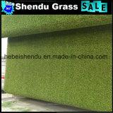 Relvado artificial 35mm da grama de China para a decoração