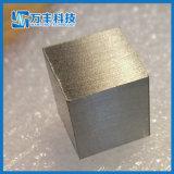 Профессиональный металл неодимия редкой земли поставщика материала цели Cubes штанги