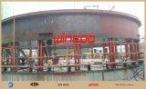 Serbatoio longitudinale automatico martinetto idraulico per Fgd/progetto del serbatoio