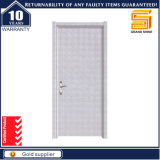 PVC Wooden Composite Interior Melamine Wood Door
