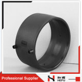 6 Inches Black Sewer PE100 Drainage Plastic EP Fittings Pipe