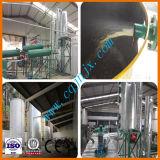 Jnc Rohöl-Öl-Destillation zur Dieselkraftstoff-Raffinerie-Pflanze