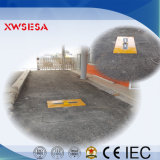 (Segurança aeroportuária) sob o sistema de vigilância Uvss do veículo (com sistema de ALPR)