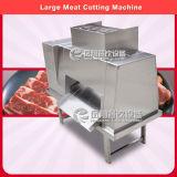 De commerciële Snijdende machine van het Knipsel van het Lapje vlees van het Varkensvlees van de Machines van het Vlees van het Gebruik met Hoge Opbrengst (qw-50)
