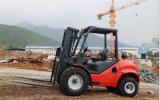 1.8ton 2.5ton 3.5ton 2WD weg vom Straßen-Leistungs-raues Gelände-Gabelstapler