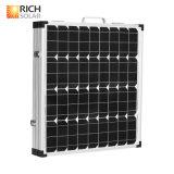 3調節可能なブラケットが付いている折るモノラル太陽電池パネルの適用範囲が広い太陽電池パネル