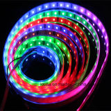 5m / roll SMD5050 color ideal LED tira flexible con IC 6803